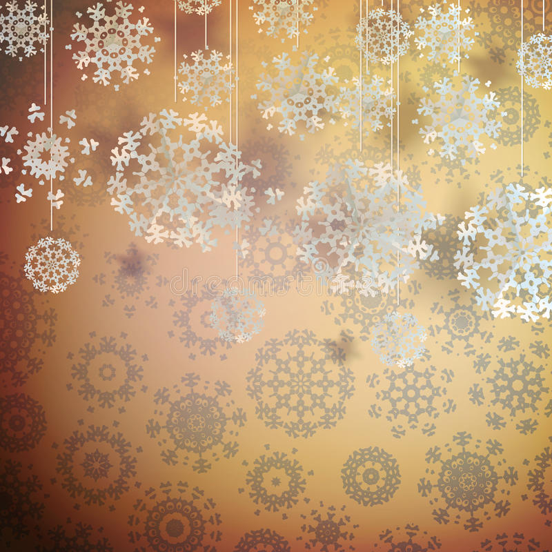 Abstract Christmas background. plus EPS10 vector illustration