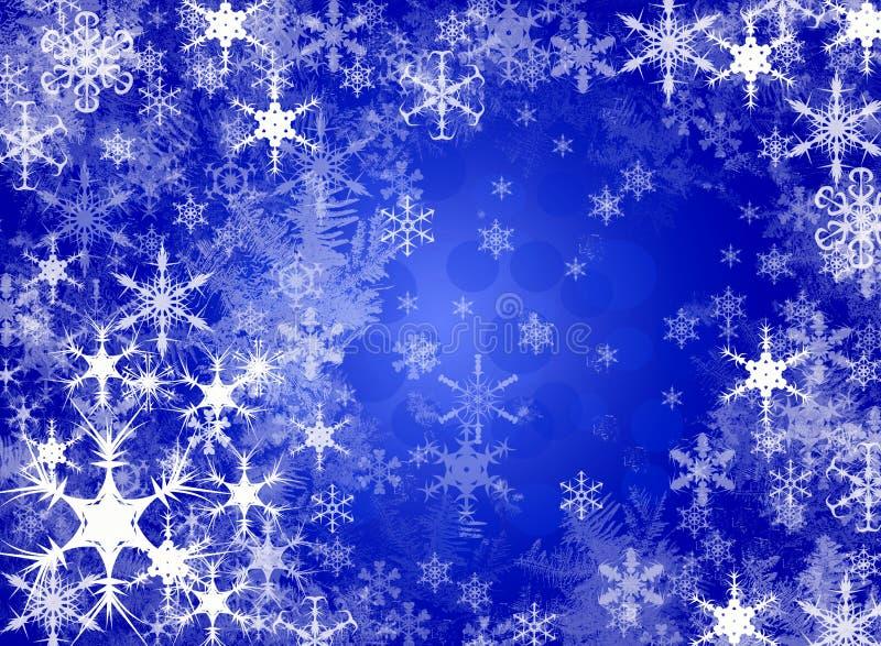 Abstract Christmas card stock illustration
