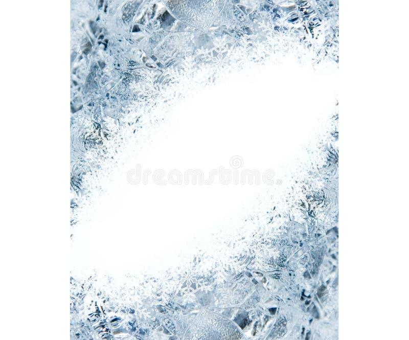 Abstract Christmas card royalty free stock image
