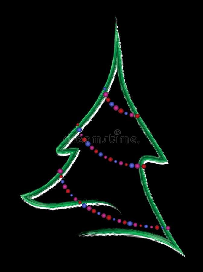 Free Abstract Christmas Tree Stock Photos - 19940003