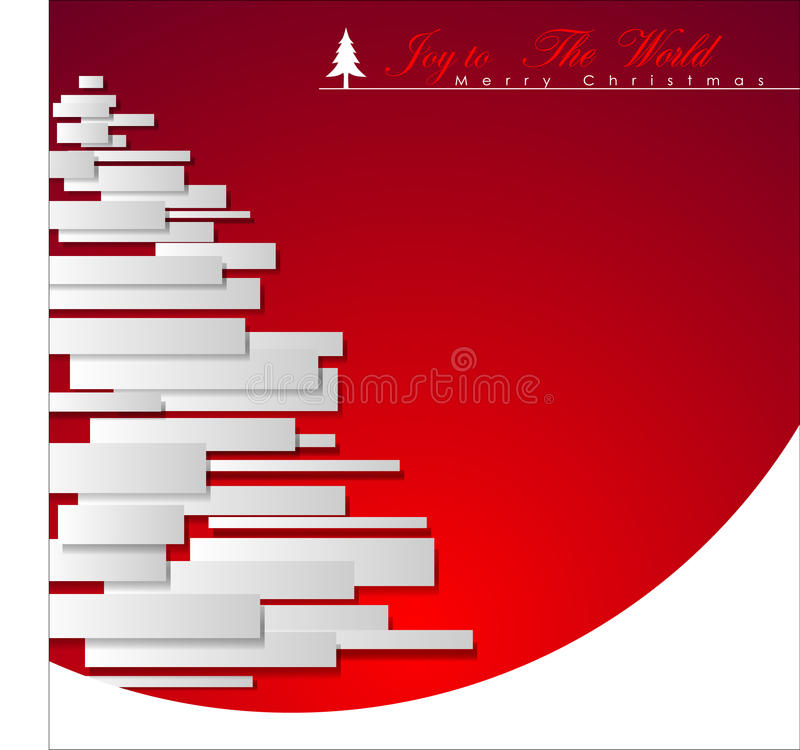 Download Abstract Christmas Tree. stock vector. Illustration of eps10 - 43257588