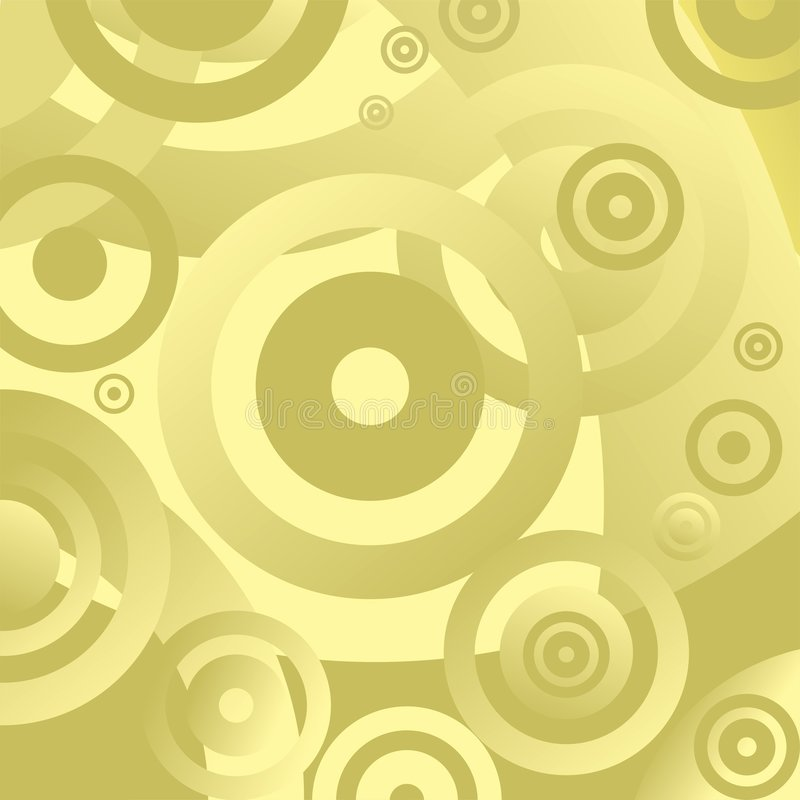 Abstract circle vector illustration