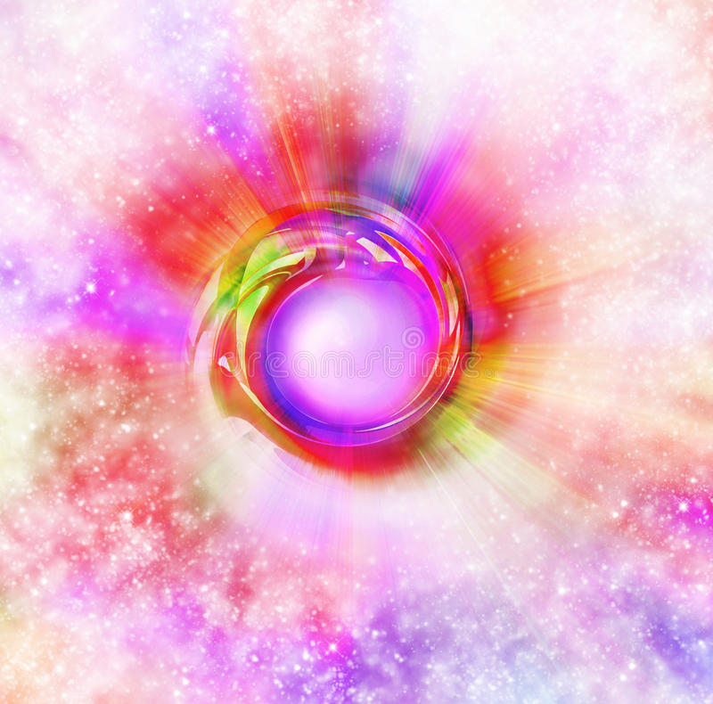 Abstract Of Circle Stock Photography