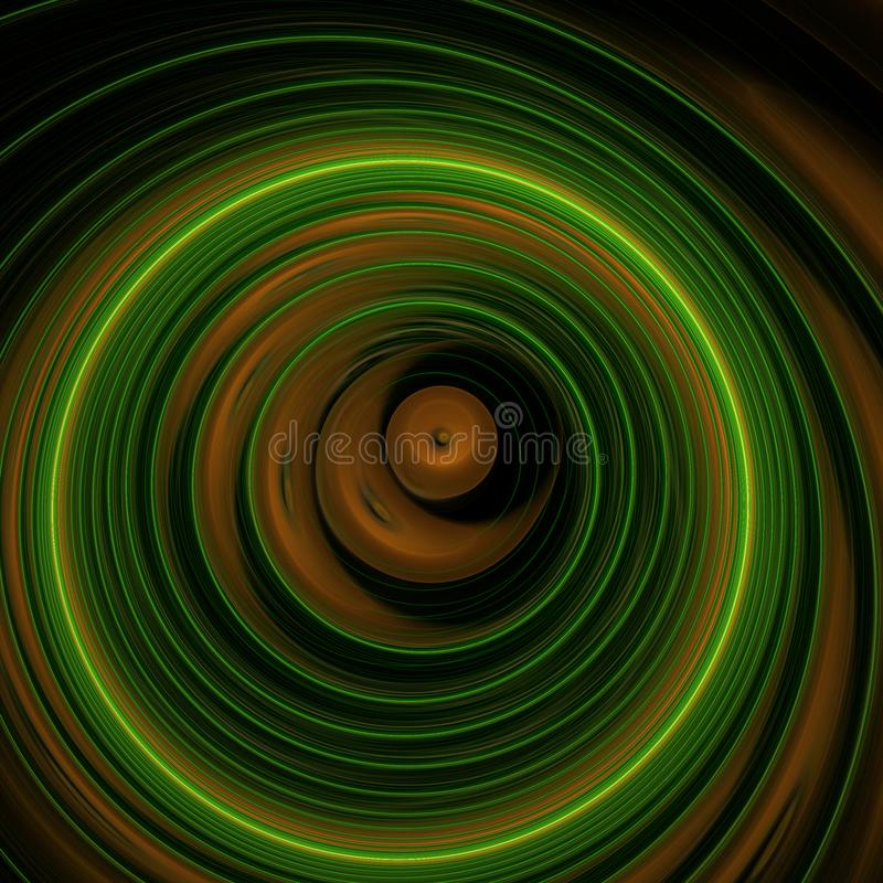 Abstract circle wallpaper with diffrent colors stock photo
