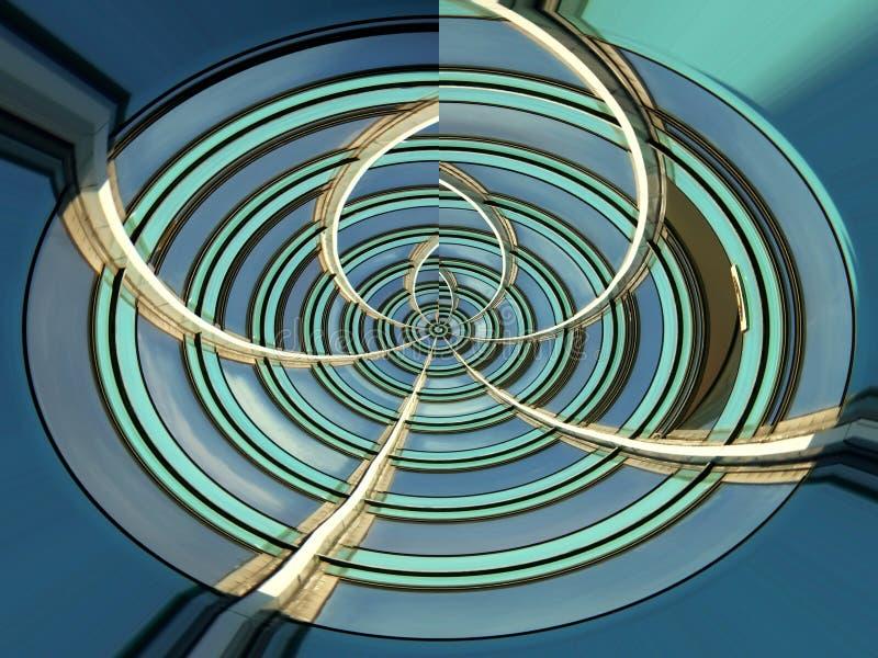 Abstract Circles Free Stock Photo