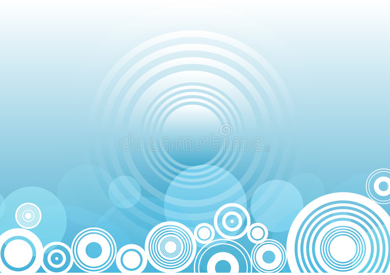 abstract circles ελεύθερη απεικόνιση δικαιώματος