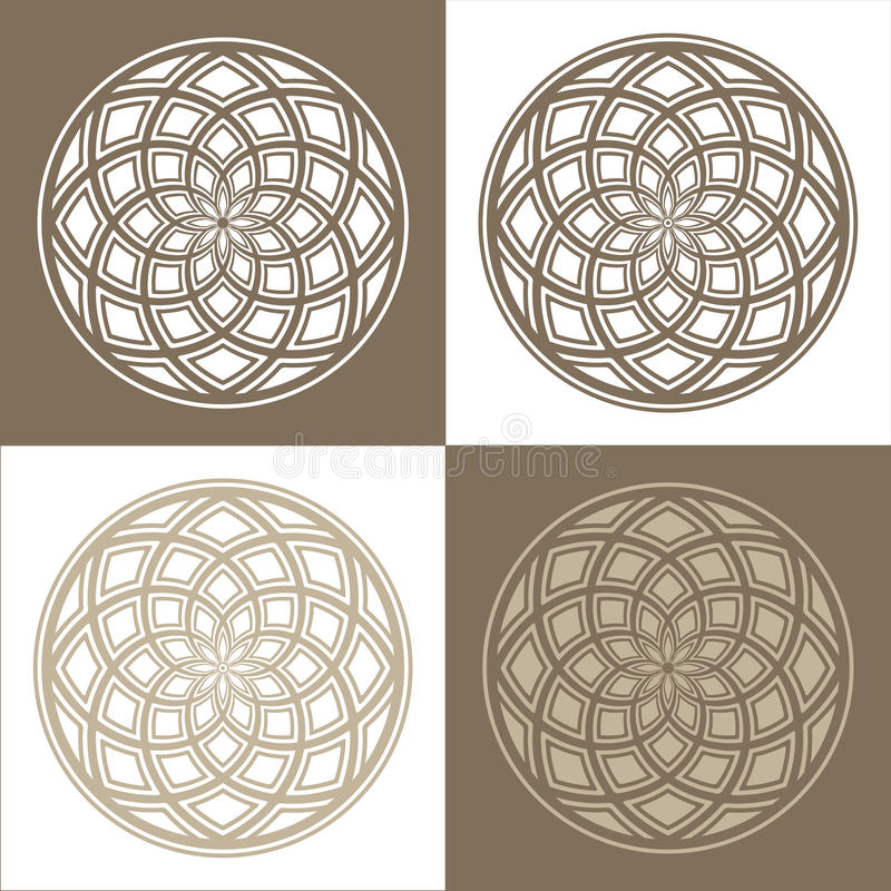 Download Abstract Circular Patterns Royalty Free Stock Photos - Image: 14226748