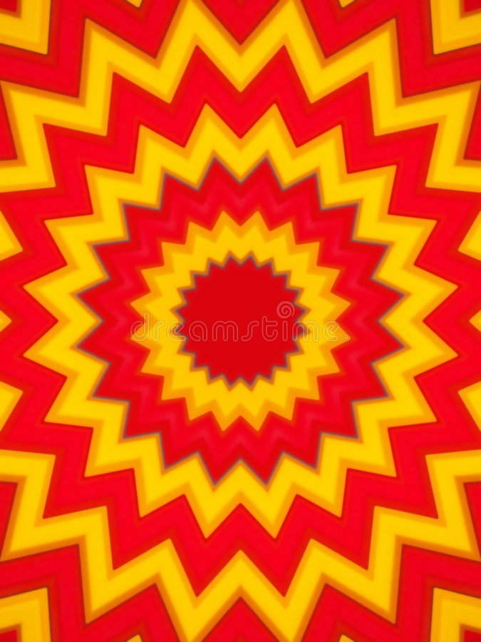 Abstract Circus royalty free stock photography