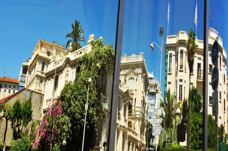 Abstract city royalty free stock photos