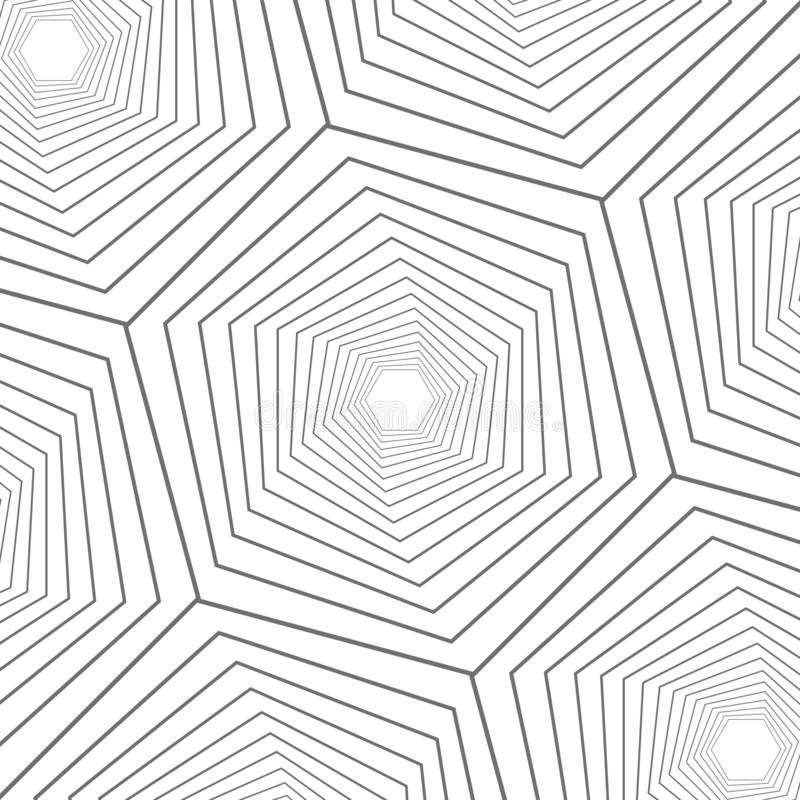 Abstract close up hexagon geometric pattern modern design. You can use for artwork. vector eps10 stock illustration