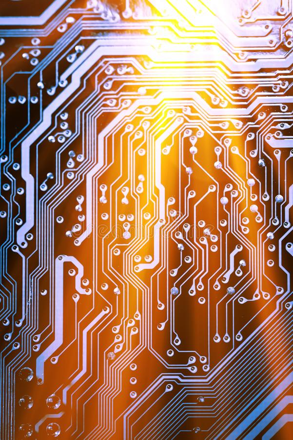 Abstract,close up of Mainboard Electronic computer background. IOT,Big data, ai. Abstract,close up of Mainboard Electronic computer background. IOT,Big data stock image