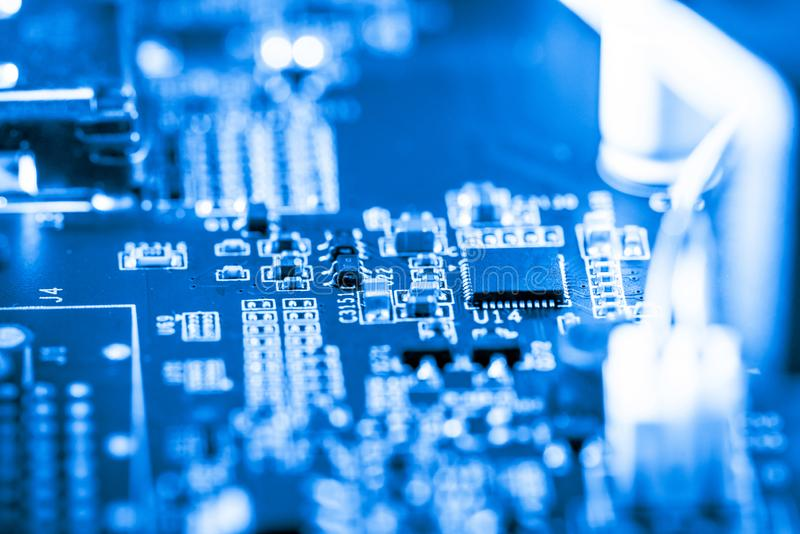 Abstract,close up of Mainboard Electronic computer background logic board,cpu motherboard,Main board,system board,mobo. Abstract,close up of Mainboard Electronic royalty free stock images