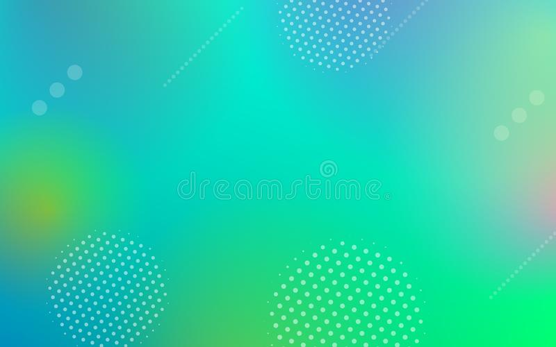 Geometric abstract vector gradient background vector illustration