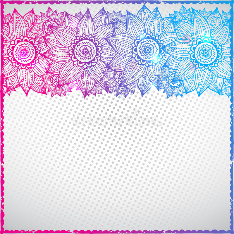 Download Abstract Color Sunflower Background Stock Vector - Image: 28852181