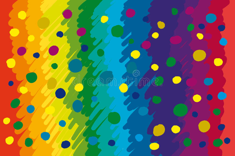 Download Abstract Color Twirl Background Stock Illustration - Image: 13109813