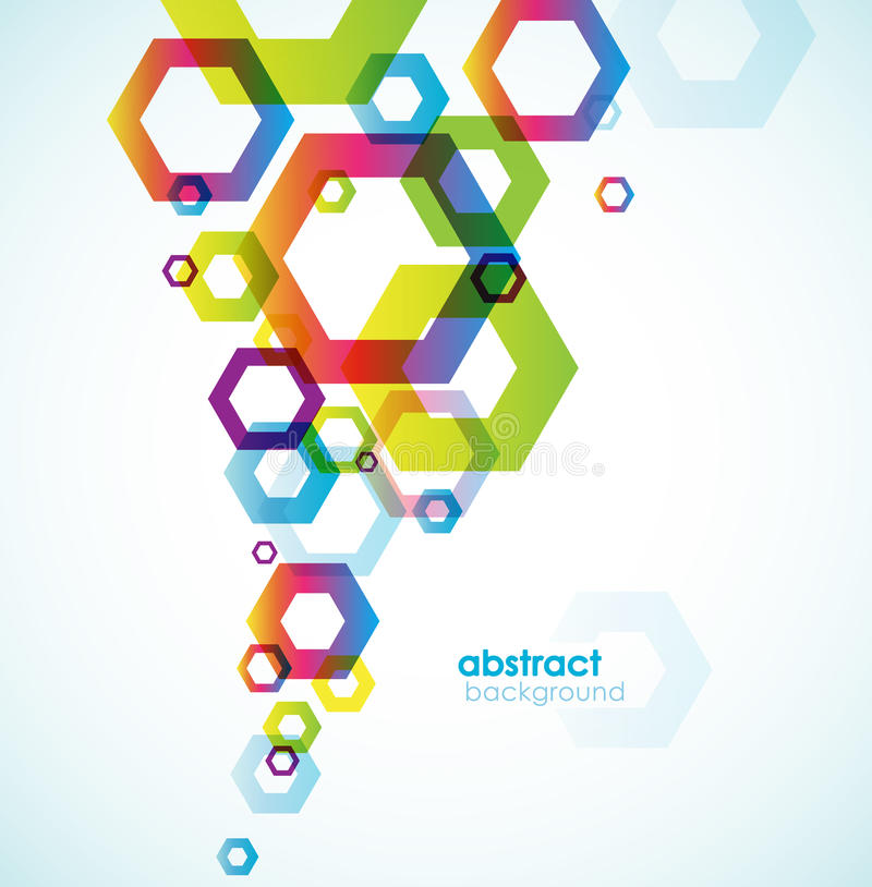 Download Abstract Colored Background With Circles. Stock Vector - Illustration of abstract, screen: 14739021
