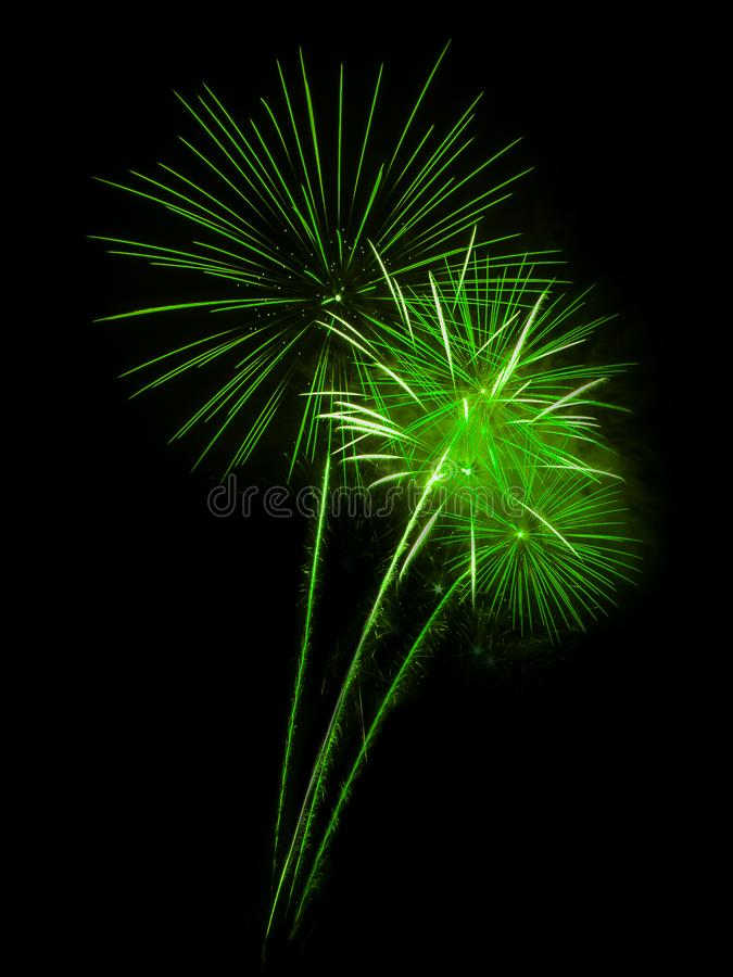 Fireworks light up the sky. Abstract colored firework background,Fireworks light up the sky royalty free stock photography