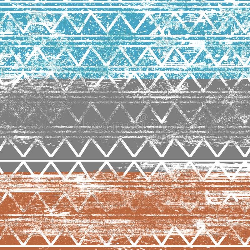 Free Abstract Colored Geometric Style Triangle Lines Seamless Pattern Stock Images - 168590624