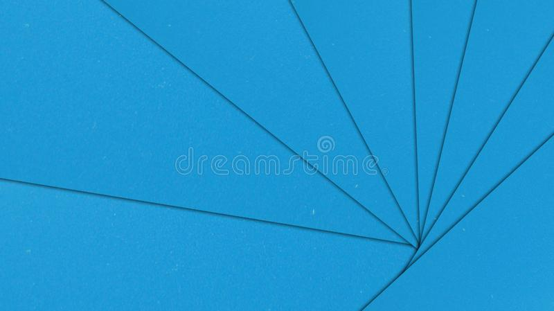 Abstract colored paper texture minimalism background. Minimal geometric shapes and lines in pastel colours royalty free stock image