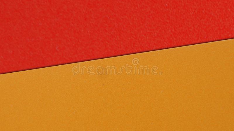 Abstract colored paper texture minimalism background. Minimal geometric shapes and lines in pastel colours stock images