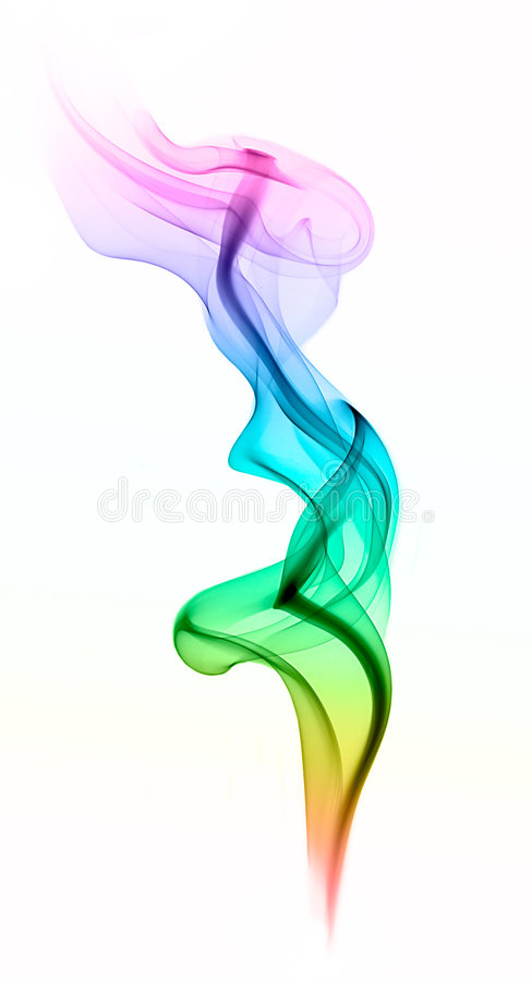 Free Abstract Colored Smoke Stock Image - 2079251