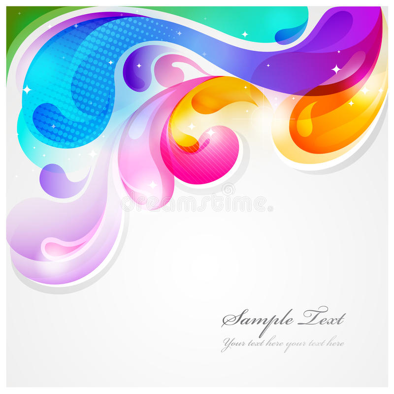 Download Abstract Colorful Background Stock Vector - Image: 24712812