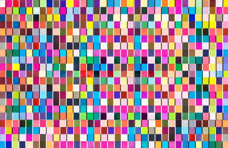 Abstract, colorful background design. Vivid and bright colors. Abstract, colorful blurred background design. Vivid and bright colors royalty free stock photography
