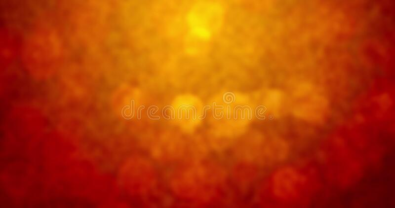 Abstract colorful background with grunge noise grain texture and vivid radial color gradient of red, orange, brown and yellow 3D. Abstract colorful background stock illustration