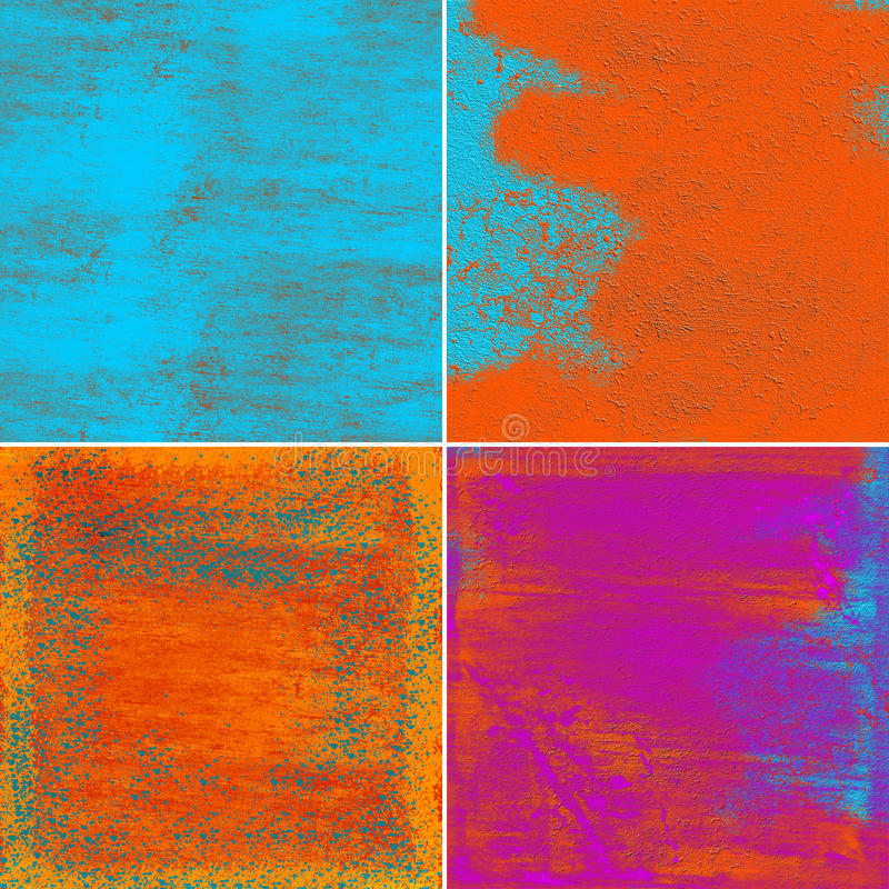 Abstract colorful backgrounds stock illustration
