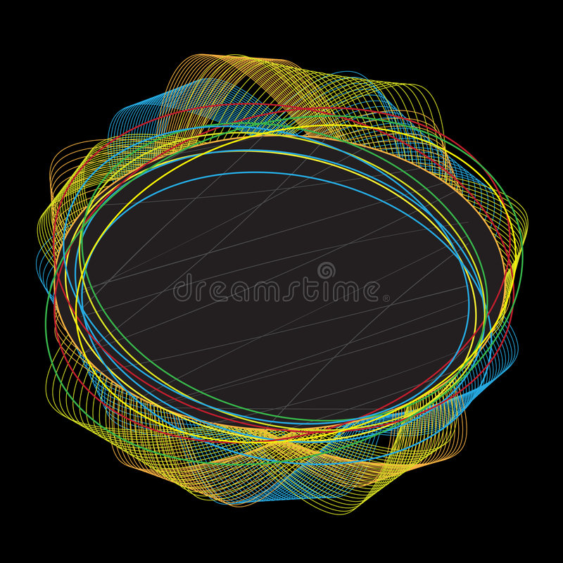 Download Abstract colorful banner stock vector. Image of sample - 7258009