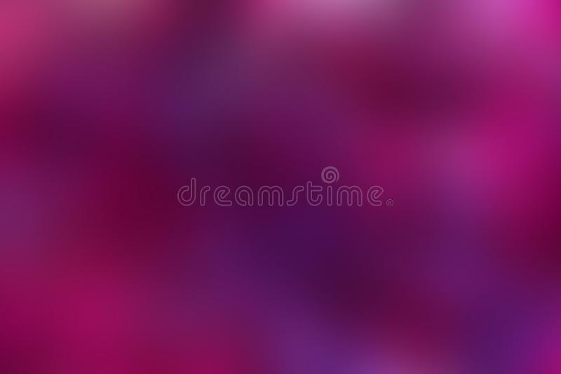 Abstract colorful blurred background. Purple pink, vibrant image royalty free stock images