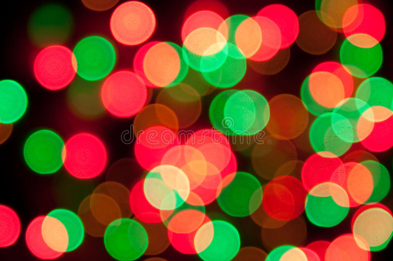 Download Abstract Colorful Bokeh Background - Defocused Pic Stock Image - Image: 12360713