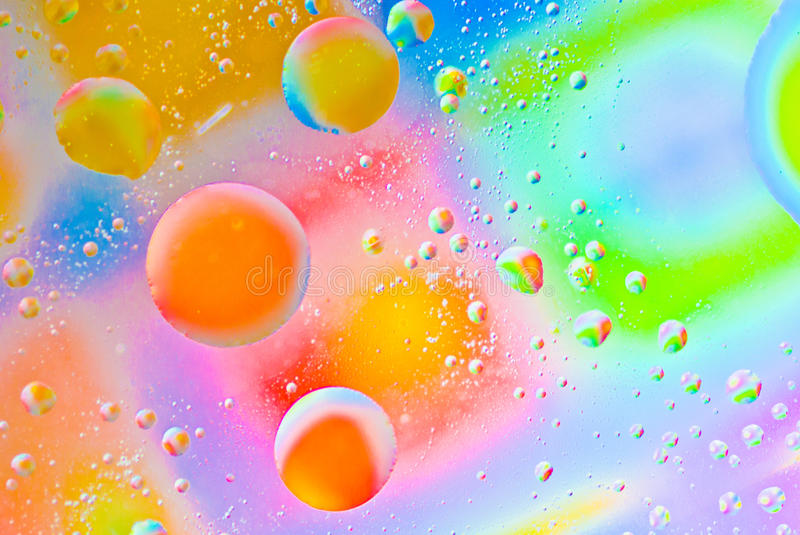 Download Abstract  colorful bubbles stock photo. Image of drop - 14358966