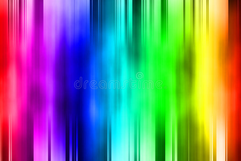 Abstract colorful courtain. Abstract courtain with colorful gradient stock images