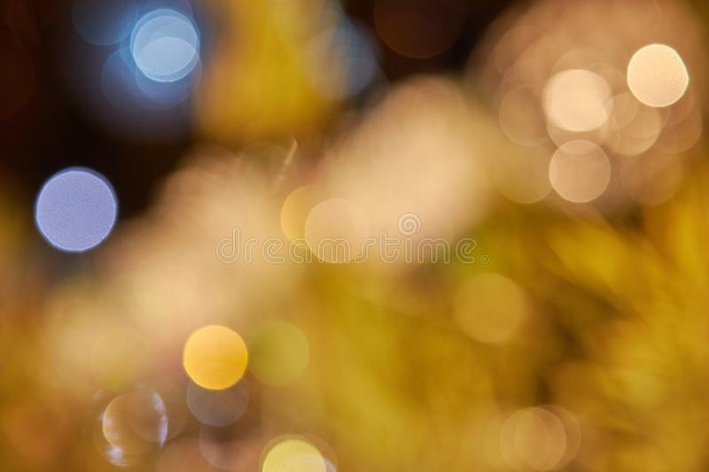 Abstract colorful defocused abstract background.  stock image