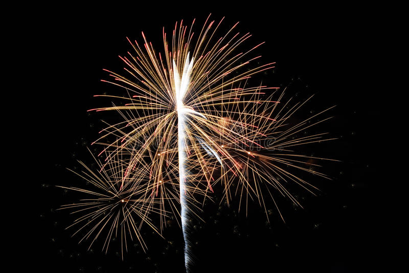 Download Abstract Colorful Fireworks With Various Colors On Dark Night Backgrounds Stock Photo - Image of dark, black: 52011010