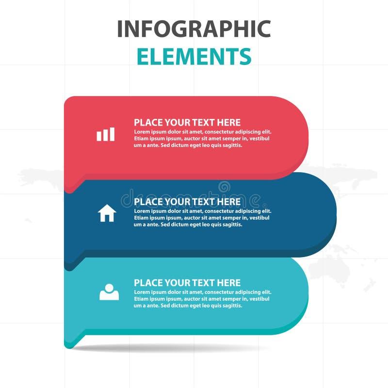 Abstract colorful label business timeline Infographics elements, presentation template flat design vector illustration for web. Design marketing advertising stock illustration