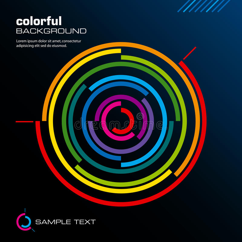 Download Abstract Colorful Layout. Vector. Stock Vector - Image: 11736369