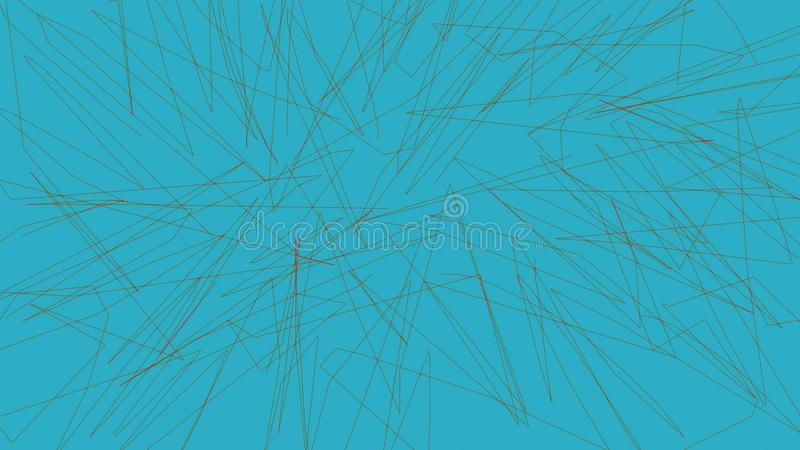 Abstract colorful line background. Texture lines wallpaper backgrounds royalty free illustration