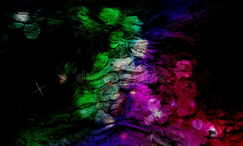 Abstract colorful shaded textured background with lighting effects. wallpaper. Many uses for paintings,printing, book,covers,screen savers,web page,logo,mono royalty free stock image