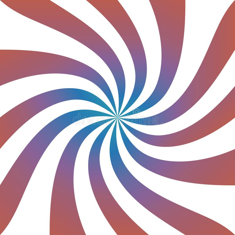 Abstract colorful spiral vector background vector illustration