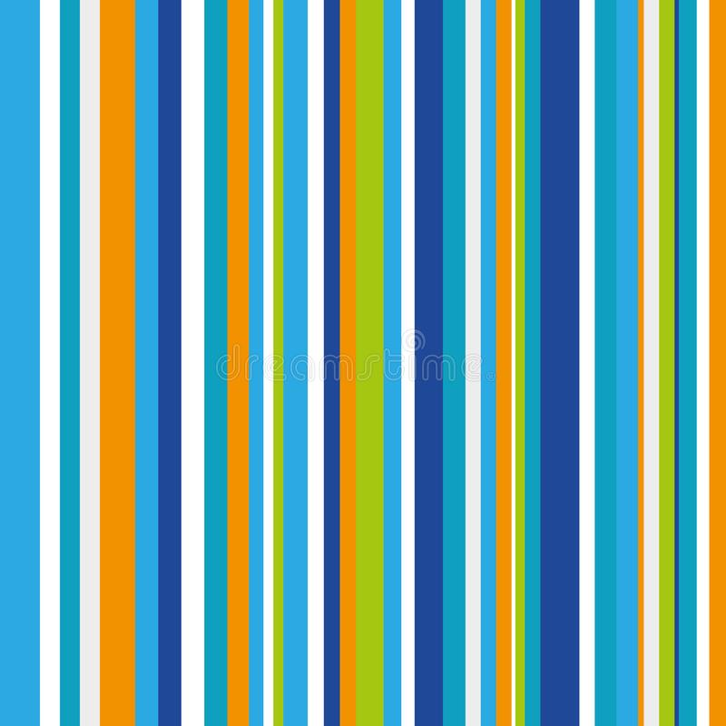 Abstract colorful strip, abstract background of colorful lines on black backgorund vector eps10 royalty free illustration