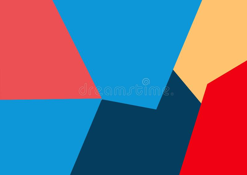 Abstract colorful  triangle background. Greeting card ,gift card template , texture effect royalty free stock photos