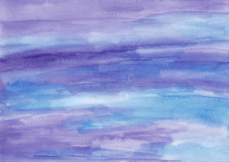 Abstract colorful watercolor for background stock photos
