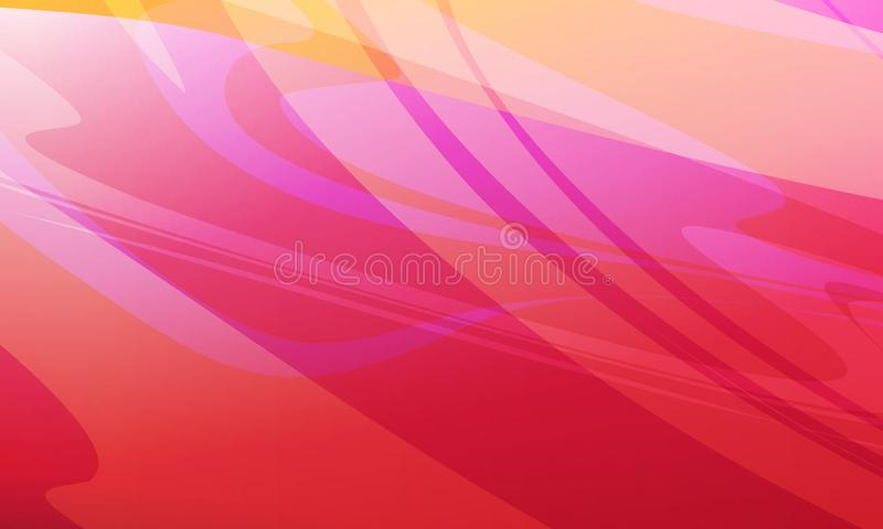 Abstract colorful wavy background. smooth, curve.vector illustration. Many uses for paintings,printing,mobile backgrounds, book,covers,screen savers, web page royalty free illustration