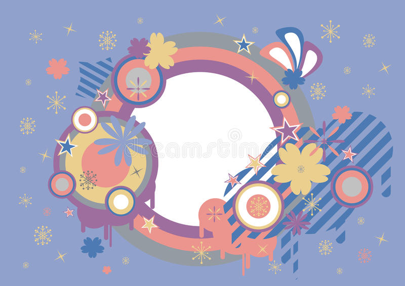 Download Abstract colour background stock vector. Image of card - 12495690