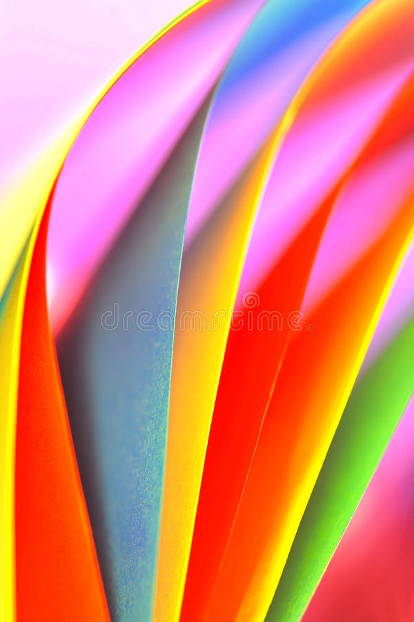 Download Abstract colourfull paper stock image. Image of focus - 14889537
