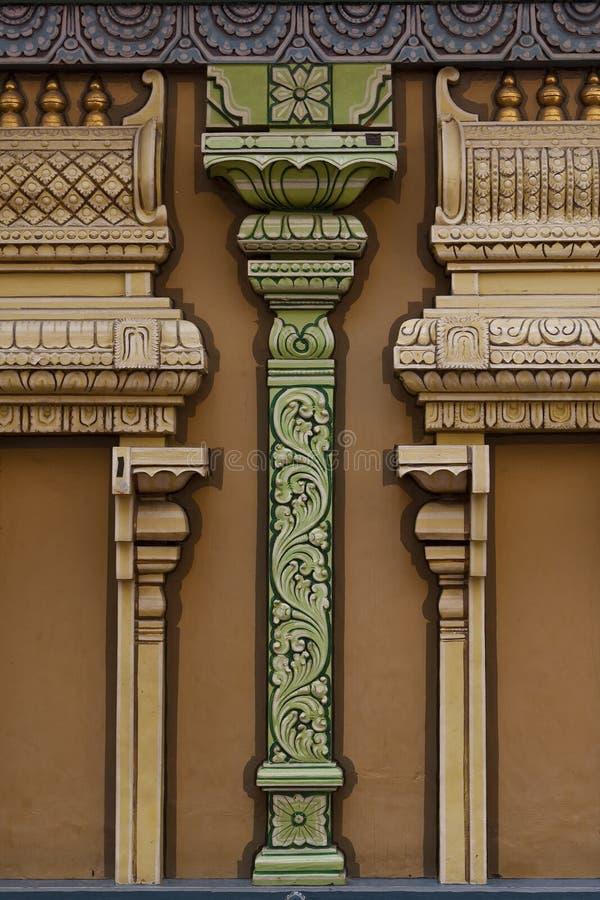 Abstract Columns Royalty Free Stock Image