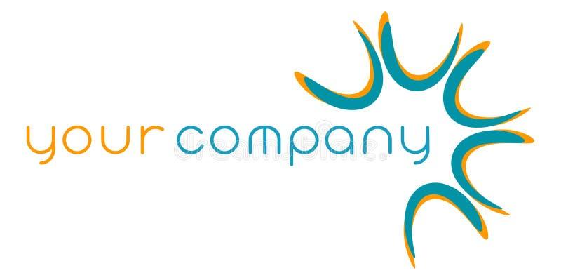 Abstract company logo vector illustration