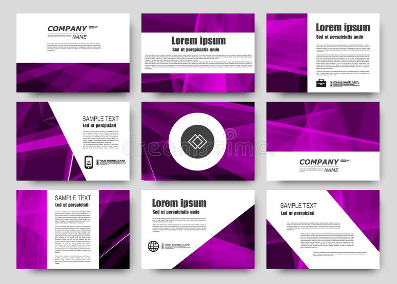 Abstract composition business card set correspondence letter download abstract composition business card set correspondence letter collection brochure title sheet colourmoves